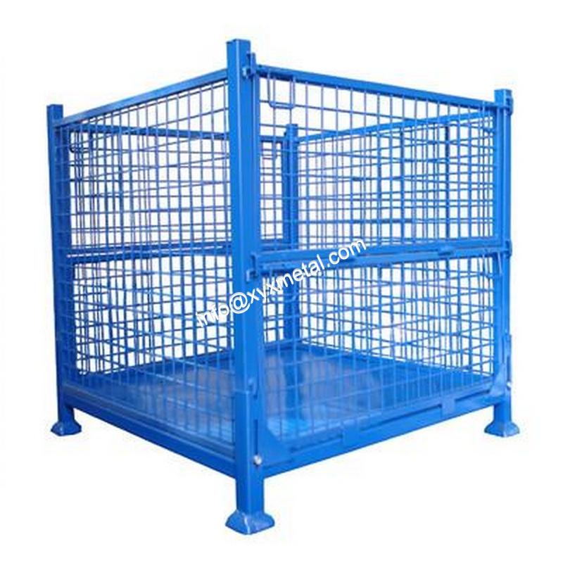 Warehouse Stacking Storage Stillage Cage