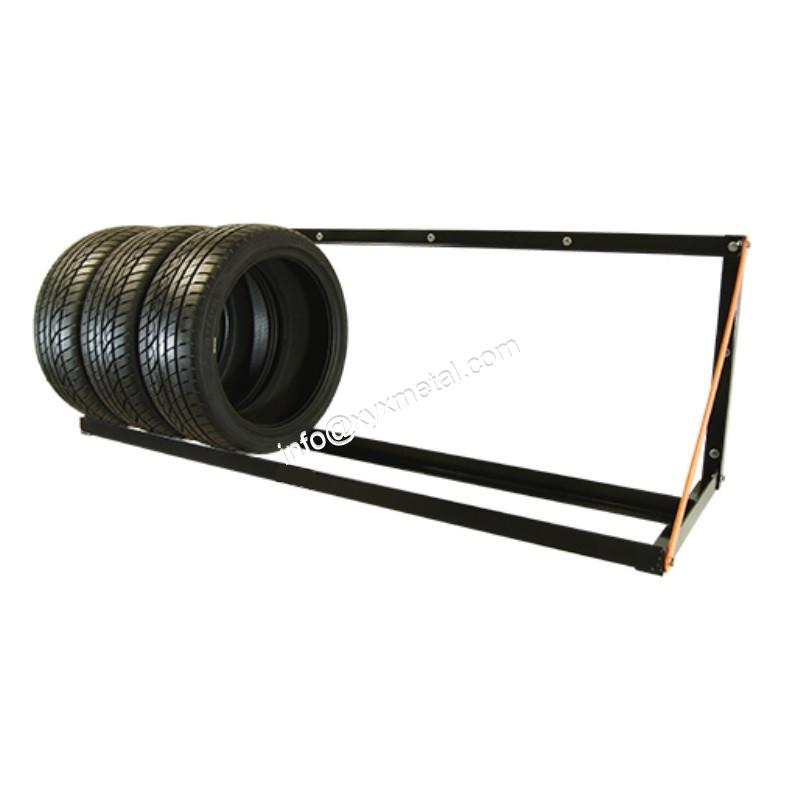 wall mount tire rack